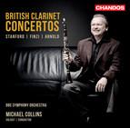 British Clarinet Concertos