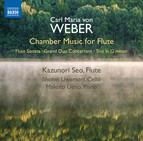 Weber: Chamber Music for Flute