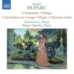 Duparc: Songs