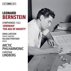 Bernstein - Symphonies Nos 1 & 2