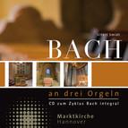 Bach at Three Organs