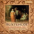 Buxtehude, D.: 7 Sonatas, Op. 1