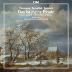 Das ist meine Freude (Cantatas from the Grossfahner-Collection)