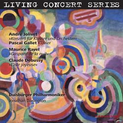 Living Concert Series: Jolivet, Ravel & Debussy