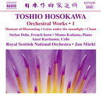 Toshio Hosokawa: Orchestral Works, Vol. 1