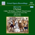 Bellini: Puritani (I) (Callas, Di Stefano) (1953)