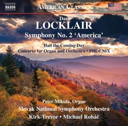 Dan Locklair: Orchestral Works