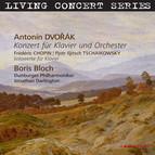Living Concert Series. Dvořák - Chopin -  Tchaikovsky