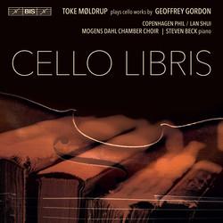 Cello Libris - works by Geoffrey Gordon