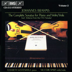 Brahms -  Viola Sonatas