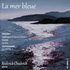 La mer bleue