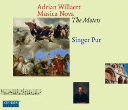 Willaert: Musica Nova - The Motets