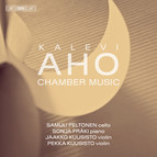 Kalevi Aho - Chamber Music