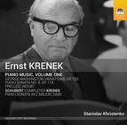 Krenek: Piano Music, Vol. 1