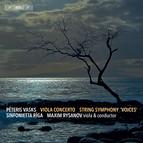 Vasks - Viola Concerto & 'Voices'
