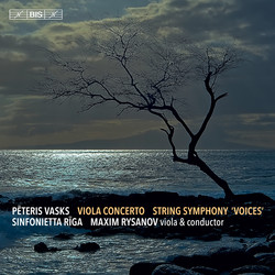Vasks - Viola Concerto & 'Voices'