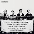 Mozart, Weber & Du Puy - Bassoon Concertos