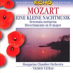 Mozart: Eine Kleine Nachtmusik / Serenata Notturna / Divertimento No. 11
