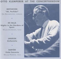 Klemperer at the Concertgebouw (1951)