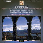 L'Infinito (20th Century Italian Songs for Mezzo-Soprano and Piano)