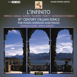 L'Infinito (20th Century Italian Songs for Mezzo-Soprano and Piano)