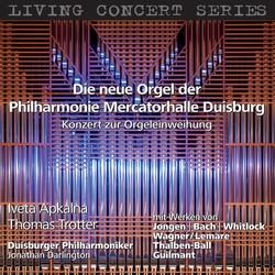Living Concert Series: Die neue Orgel der Philharmonie Mercatorhalle Duisburg
