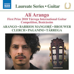 Alí Arango, Leo Brouwer & Others: Guitar Works