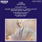 Janacek: Danube / Moravian Dances / Suite Op. 3