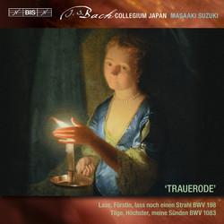 Bach – Secular Cantatas, Vol. 6: 'Trauerode'