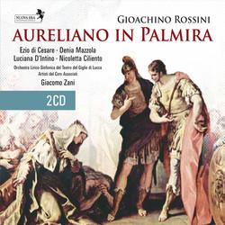 Rossini, G.: Aureliano in Palmira