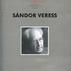S. Veress: Musica concertante - Clarinet Concerto