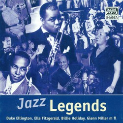 Jazz Legends - Duke Ellington, Ella Fitzgerald, Billie Holiday, Glenn Miller