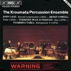 The Kroumata Percussion Ensemble