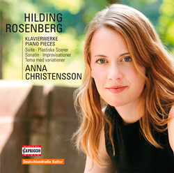 Rosenberg: Piano Pieces