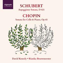 Schubert: Arpeggione Sonata - Chopin: Cello Sonata