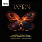 Haydn: Symphonies Nos. 52, 53, and 59