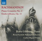 Rachmaninov: Piano Concerto No. 2 in C Minor, Op. 18 & Études-tableaux, Op. 33