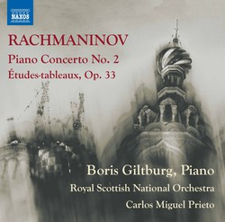 Rachmaninov: Piano Concerto No. 2 in C Minor, Op. 18 & Études-tableaux, Op. 33