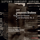 Living Concert Series – Brahms: Piano Concerto No. 2