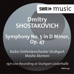 Shostakovich: Symphony No. 5 in D Minor, Op. 47 (Live)