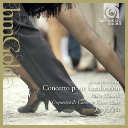 Piazzolla: Concerto pour bandonéon