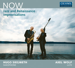 Now: Jazz & Renaissance Improvisations
