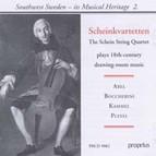 Scheinkvartetten - 18th-Century Drawing-Room Music