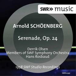 Schoenberg: Serenade, Op. 24