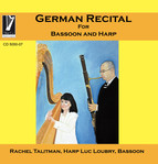 German Recital for Basson & Harp