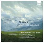 Brahms: Quintets Op.34 & Op.115