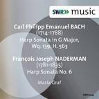 C.P.E. Bach & Naderman: Harp Sonatas