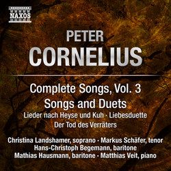 Cornelius: Complete Songs, Vol. 3
