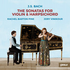 Bach: The Sonatas for Violin & Harpsichord