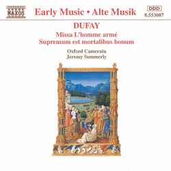 Dufay: Missa L' Homme Arme